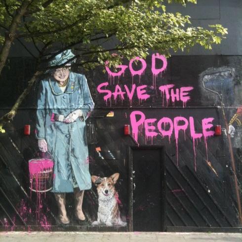 Elizabeth II, é cult!.