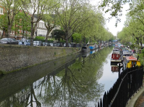 Little Venice - Blomfield Road