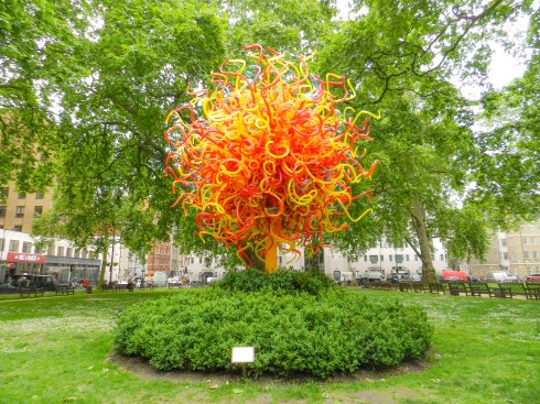 O Sol, Dale Chihuly