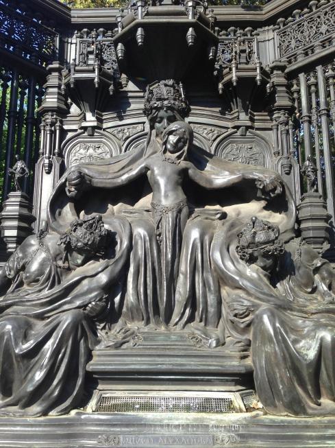 Memorial Queen Alexandra